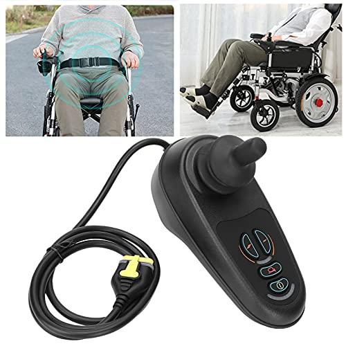 Elektrischer Rollstuhl-Joystick-Controller, Kompatibel mit PG VR2 D51427, Rollstuhl-Ersatzteil-Zubehör