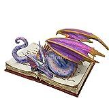 2018 Amy Brown Fairies Dragon Collectible Figurine (Book Wyrm)