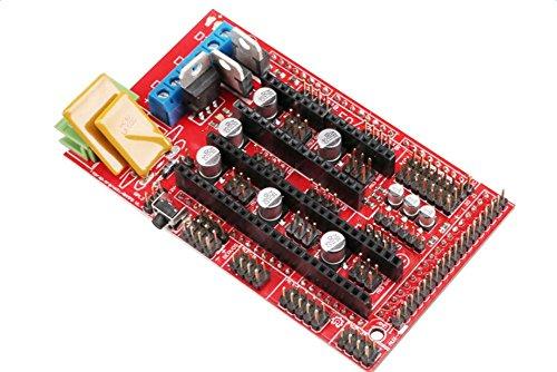 Demarkt–Ramps 1.4Controller Board para impresora 3d