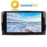 XISEDO Android 8.0 Autoradio In-Dash 9 Zoll Car Radio 8-Core RAM 4G ROM 32G Autonavigation Car Radio für Mercedes-Benz ML-W164/ W300/ ML350/ ML450/ ML500/ GL-X164/ GL320/ GL350/ GL450/GL500