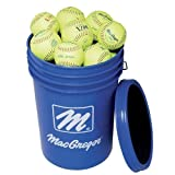 The MacGregor Bucket of Softballs