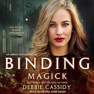 Binding Magick cover art