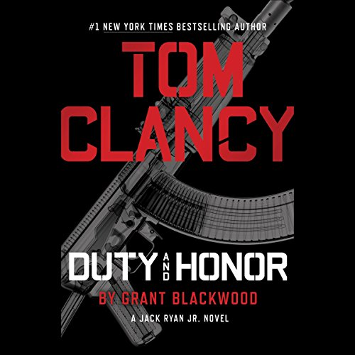 Tom Clancy Duty and Honor cover art