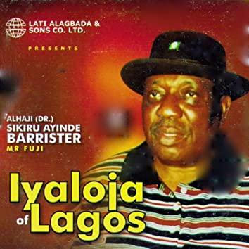 Iyaloja of Lagos