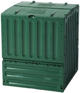 Tierra Garden 627001 Large Eco King Polypropylene 158-Gallon Composter, Green
