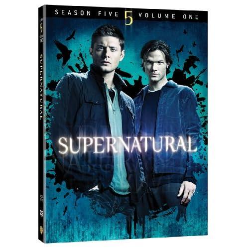 Supernatural - Season 5 Part 1 [Edizione: Regno Unito]
