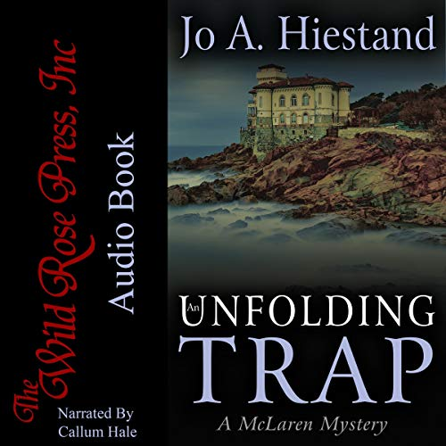 An Unfolding Trap Audiobook By Jo A. Hiestand cover art
