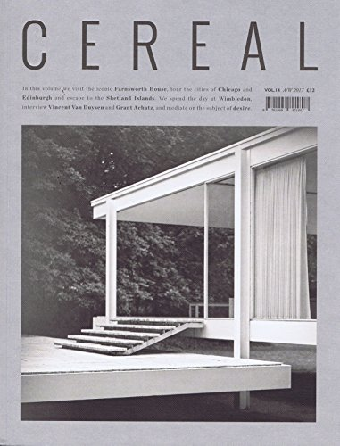 Cereal [UK] No. 14 2017 (単号)