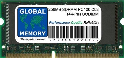 256MB PC100/133 144-PIN SDRAM SODIMM Memoria RAM para iMac G