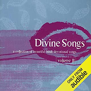 Divine Songs: Hindi Devotional Prayers and Songs cover art