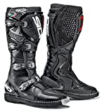 Sidi Agueda Motorcycle Boot, Black, Size 43