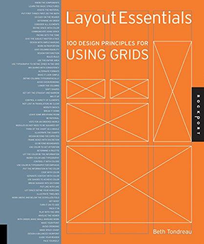 Layout Essentials: 100 Design Principles for Using Grids (Design Essentials)