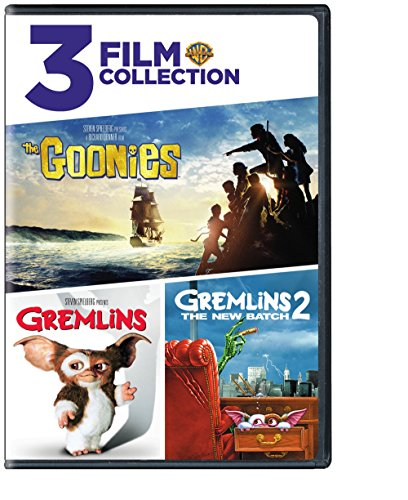 GOONIES / GREMLINS / GREMLINS 2: THE NEW BATCH - GOONIES / GREMLINS / GREMLINS 2: THE NEW BATCH (3 DVD)