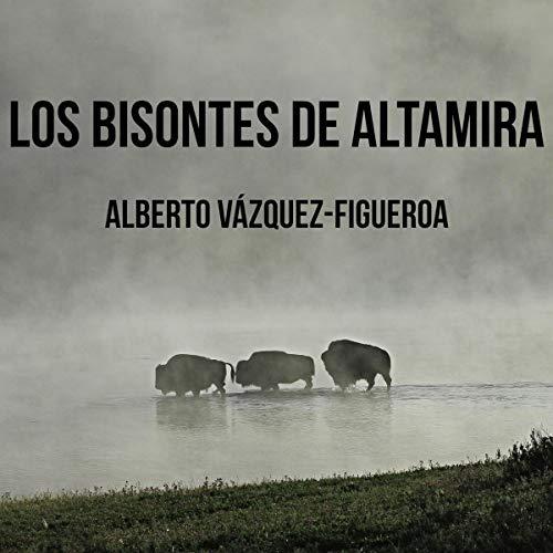 Los bisontes de Altamira [The Bison of Altamira] Titelbild