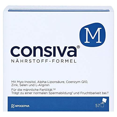 CONSIVA M Nährstoff-Formel Pulver Sachets 57 Stück