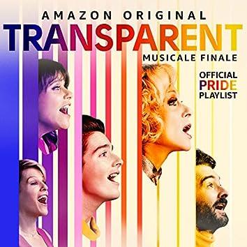Transparent Pride Playlist