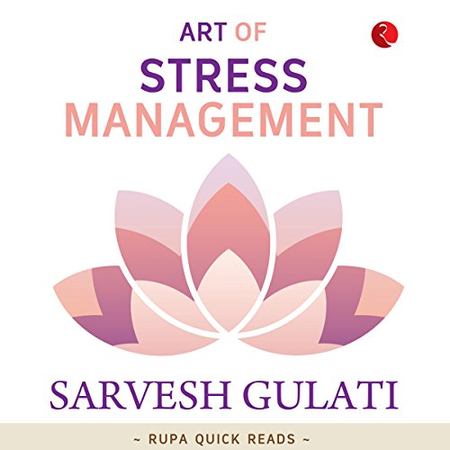 Art of Stress Management (Rupa Quick Reads) cover art