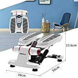 Zoom IMG-1 proiron stepper fitness con bande