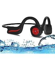 Ipx8 Mp3 Beengeleiding Hoofdtelefoon Waterdicht 16gb Onderwater 10m Snel opladen en automatische verbinding Zwemmen Ridding Hardlopen Wandelen Wandelen