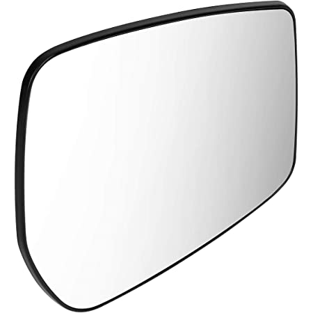 DNA Motoring OEM-MG-0433 96365EL10A OE Style Passenger//Right Mirror Glass