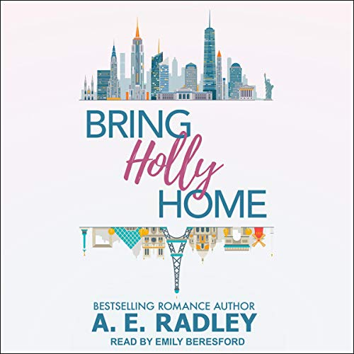 Bring Holly Home audiobook cover art