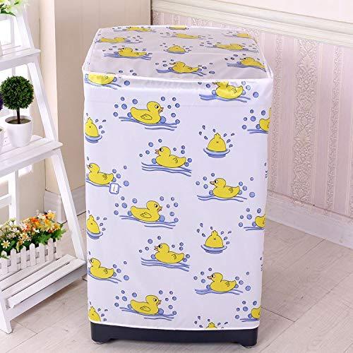 Sannysis Dekorative Abdeckkappen Universal Desktop Beutelabdeckung Staubabdeckung Tuch MÃbelstoff Waschmaschine groÃe KÃche x-001