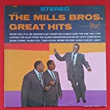 MILLS BROTHERS Great Hits LP Vinyl VG++ Cover VG ABC DLP 25157 -  byfrm_me