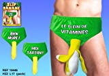 Deguisement Slip Banane Moi Tarzan Adultes