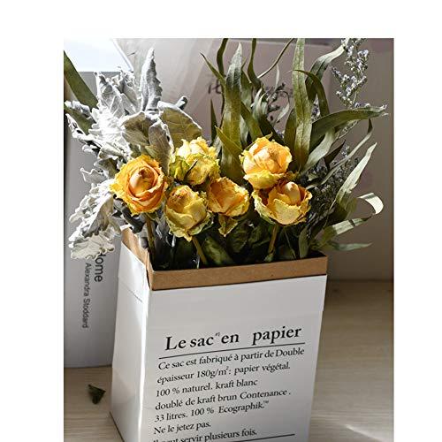 Ramo de Flores de Tonos Amarillos