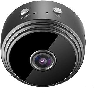 1080p HD Hot Link Grabadora de cámara de vigilancia remota, Mini cámara espía Oculta con visión Nocturna y visualización r...