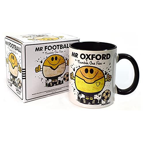 Mr Oxford United Mug - Gift Merchandise for Football Fan