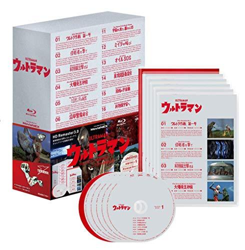 【Amazon.co.jp限定】ULTRAMAN ARCHIVES ウルトラマン MovieNEX(メーカー特典:直筆サイン入り生写真付)(L判ビジュアルシート6枚セット付) [Blu-ray]