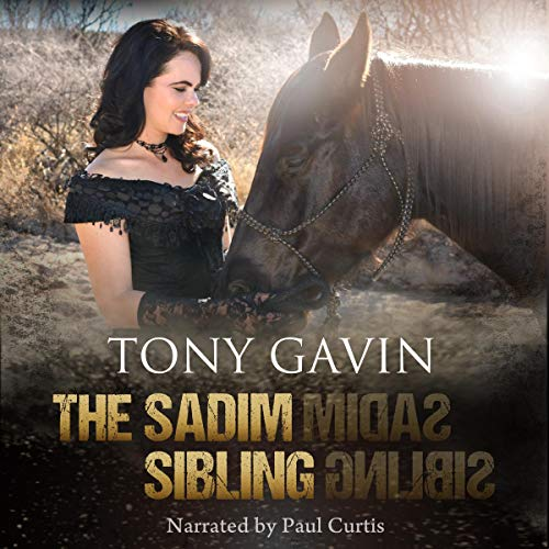 The Sadim Sibling  By  cover art