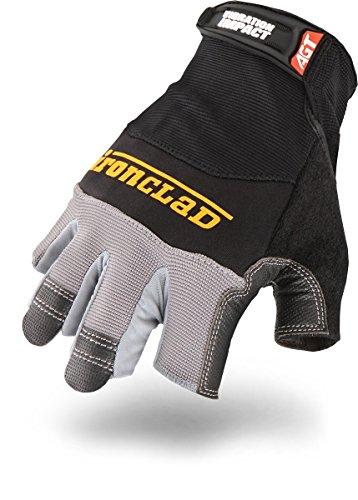 Ironclad MFI2-06-XXL Mach 5 Impact Glove, XX-Large