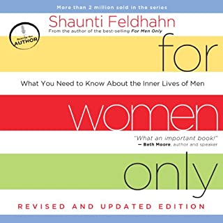 For Women Only, Revised and Updated Edition cover art