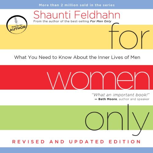 For Women Only, Revised and Updated Edition audiobook cover art