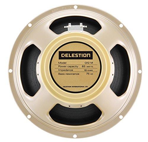 Altavoz Celestion clasic g12m-65 cre.12'65w