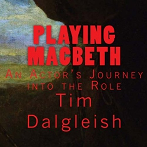 Playing Macbeth audiobook cover art