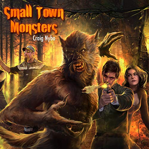 Small Town Monsters  By  cover art