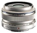 Olympus M.Zuiko 17mm f1.8 MILC Obiettivi standard Argento