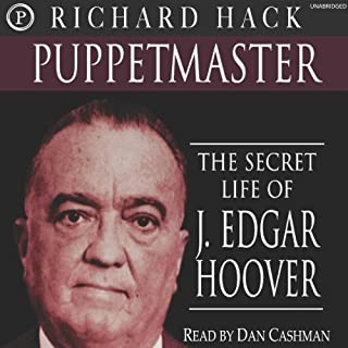 Puppetmaster audiobook cover art