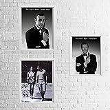 James Bond 007- Vintage Wall Art Trio Set-8 x...