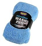 Kent Car Care Microfibre Wash Pad Colours May Vary