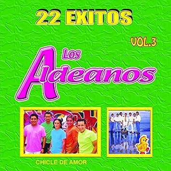 Chicle de Amor (22 Éxitos Vol.3)