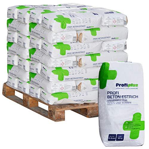 Profiplus Beton-Estrich 30kg Verbundestrich (35)