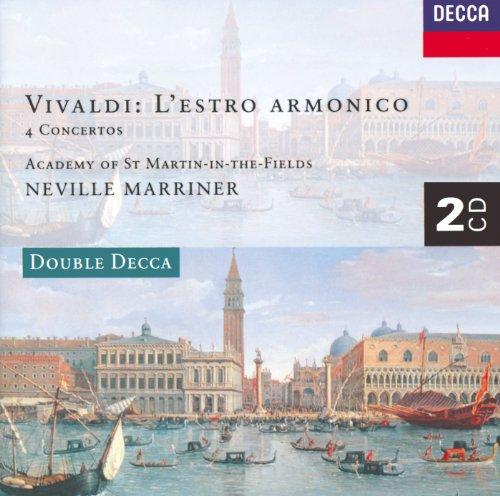 Vivaldi: L Estro Armonico; 4 Concertos