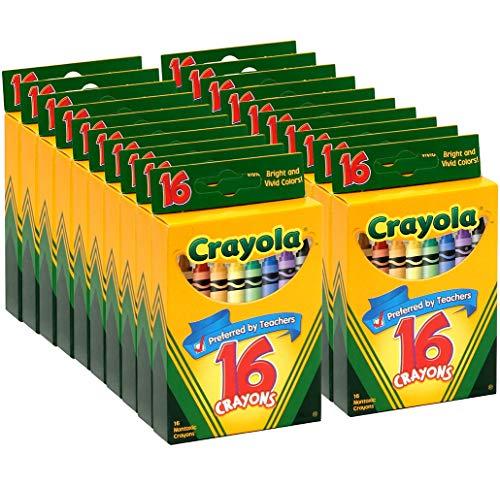 CRAYON 16PK BX