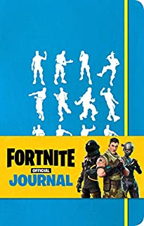 FORTNITE (OFFICIAL): Hardcover Ruled Journal (Official Fortnite Stationery)
