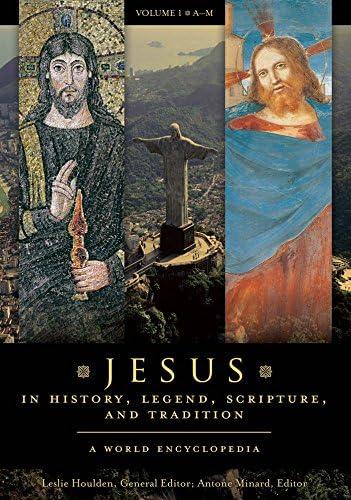 Books By Leslie Houlden Antone Minard_jesus In History Legend ...