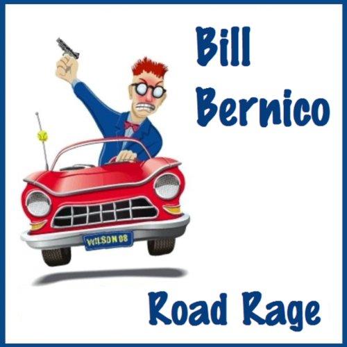 Road Rage audiobook cover art